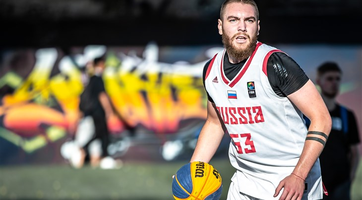 Russia dominate opening day of FIBA 3x3 U23 Nations League Final