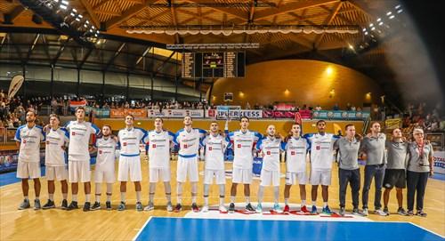 Denis Toroman (LUX), Ken Diederich (LUX), 32 Xavier-robert Francois (LUX), 24 Yann Wolff (LUX), 20 Lou Demuth (LUX), 19 Kevin Moura (LUX), 15 Oliver Vujakovic (LUX), 13 Ben Kovac (LUX), 11 Alex Laurent (LUX), 9 Mihailo Andjelkovic (LUX), 8 Thomas Grün (LUX), 7 Philippe Gutenkauf (LUX), 4 Philippe Arendt (LUX), 3 Ivan Delgado (LUX)