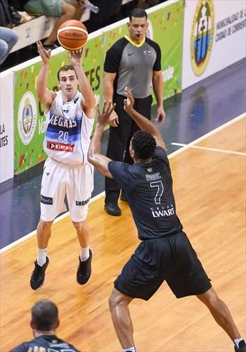 20 Juan Pablo Arengo (ARG)
