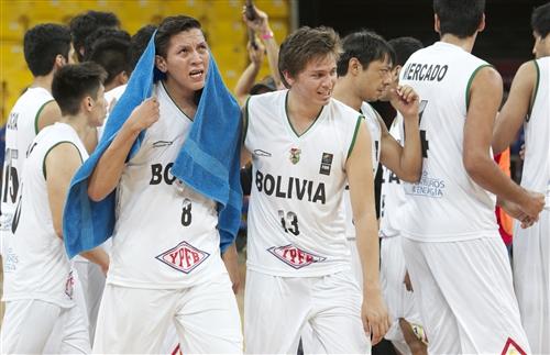 13 Diego Olguin Pol (BOL), 8 Paolo Ramos (BOL)