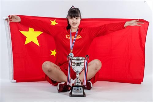 11 Yueru Li (CHN)