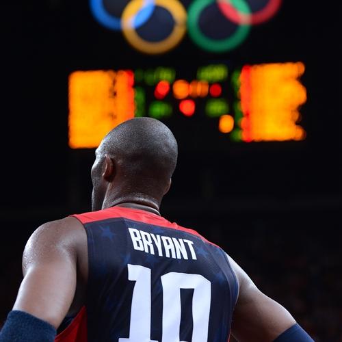 10. Kobe BRYANT (USA)