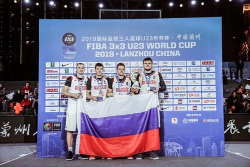 10 Kirill Pisklov (RUS), 9 Ilia Karpenkov (RUS), 8 Daniil Abramovskii (RUS), 4 Alexander Zuev (RUS)