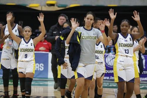 13 Karima Valencia (ECU), 9 Daniela Argüello (ECU)