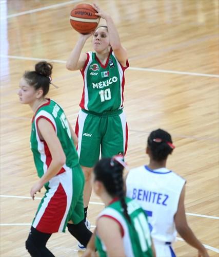 10 Alejandra Arreola Gerardo (MEX)