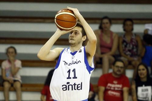 11 Emiliano Serres (MAL)