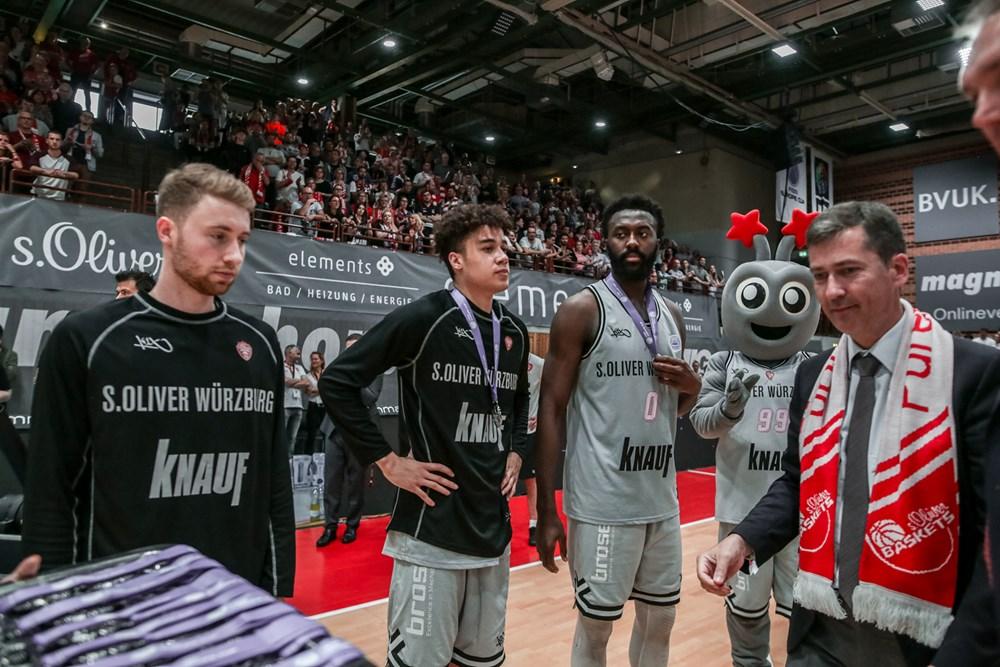 Gutscheincodes klassisch verschiedenes Design s.Oliver Würzburg - FIBA Europe Cup 2018-19 - FIBA.basketball