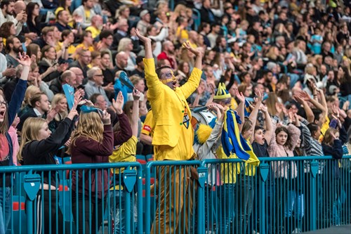 Sweden fans | Photo: Sofia Andersson