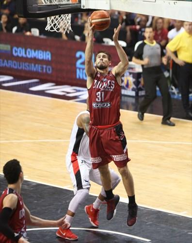 31 Ivan Nicolas Basualdo (ARG)