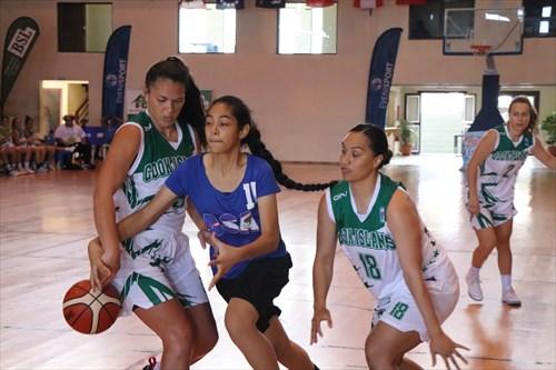 11 Esther Sasaouaga Taufa'asau (ASA)