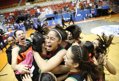 Mexico win gold medal