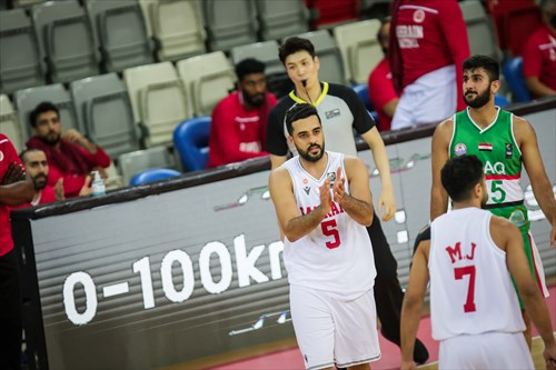 5 Mohamed Ebrahim (BRN)