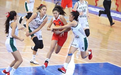 5 Fernanda Ovalle (CHI)