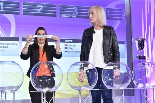 EuroCup Women 2016/17 Draw