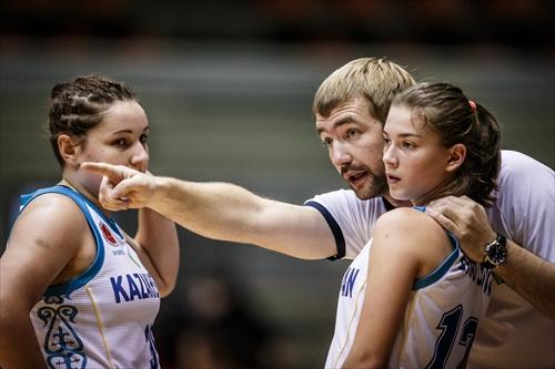 12 Evelina Borissova (KAZ), Alexandr Gussev (KAZ)