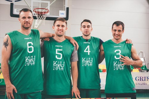 Kaunas Challenger 2018 day 2