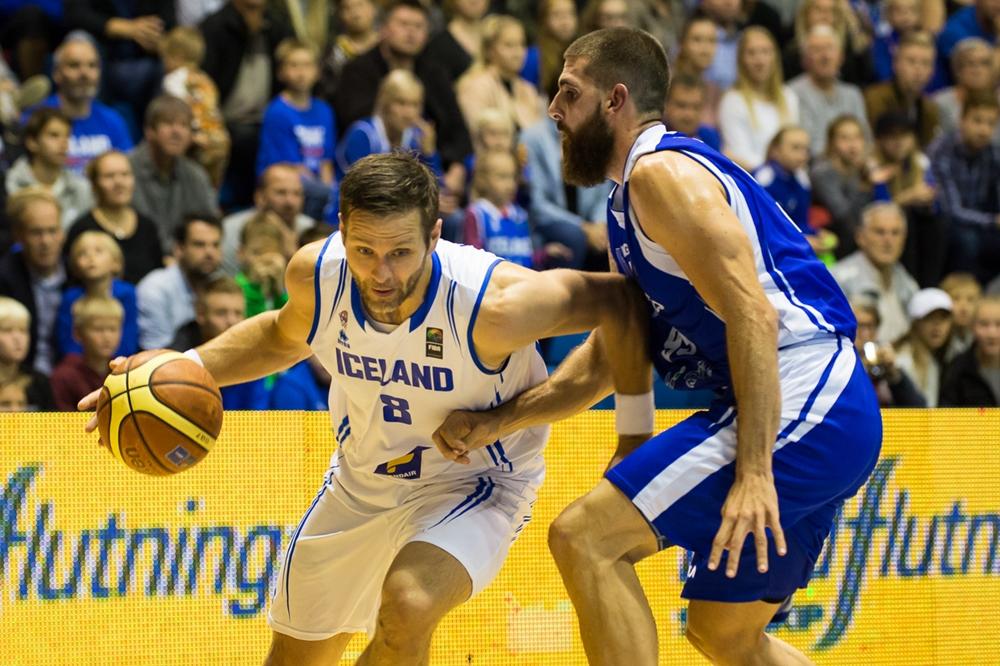 Iceland - FIBA EuroBasket Qualifiers 2017 - FIBA.basketball