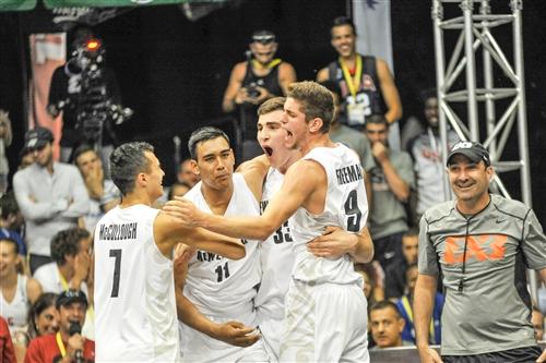 Nikau MCCULLOUGH (New Zealand); Matthew FREEMAN (New Zealand); Tai WYNYARD (New Zealand); Sam TIMMINS (New Zealand)