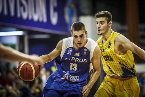 13 Pavlos Stylianou (CYP), Kosovo v Cyprus Final Game