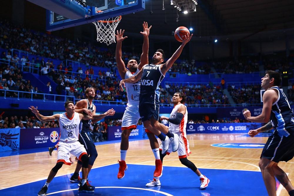 mexico v argentina boxscore fiba basketball world cup 2019