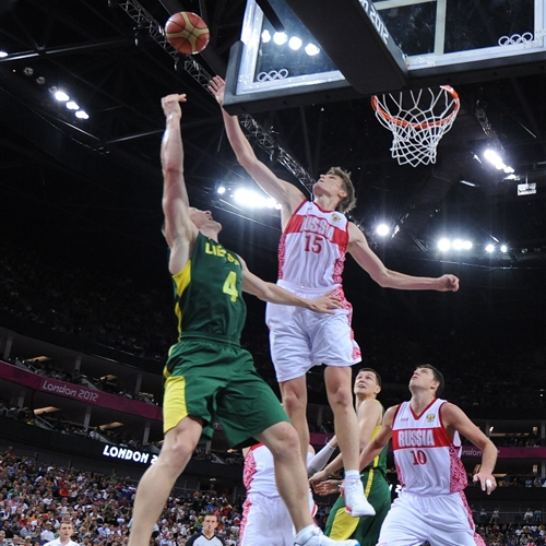 Andrey KIRILENKO and the block