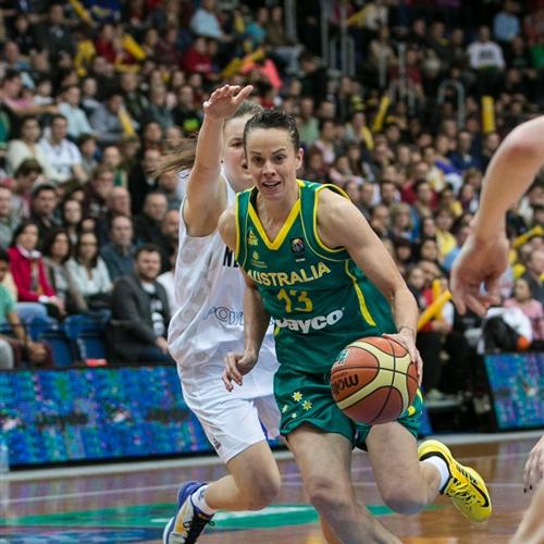 13. Kristen VEAL (Australia)