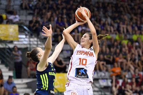 10 Maria Conde (ESP), ESP vs SLO