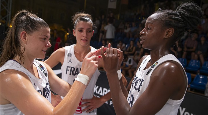 France with golden opportunity to stretch FIBA 3x3 Women's Series lead at Udine Stop