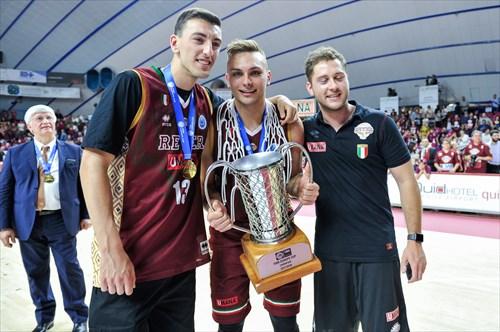 Riccardo Bolpin, 7 Stefano Tonut | Photo: Alessandro Scarpa