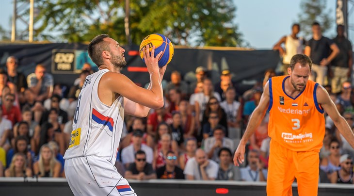Who started 2018 as number one 3x3 player in your country?