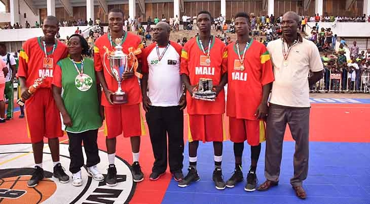 Bamako set to host the second edition of Tournoi International 3x3 Basketball - Trophée Salamatou Maïga