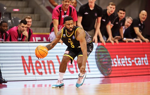 5 Keith Langford (AEK)