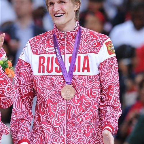 15. Andrey KIRILENKO (Russia)