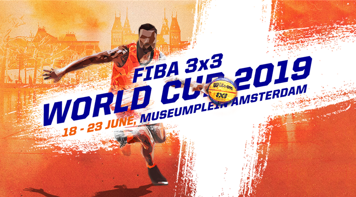 Tickets go on sale for FIBA 3x3 World Cup 2019!
