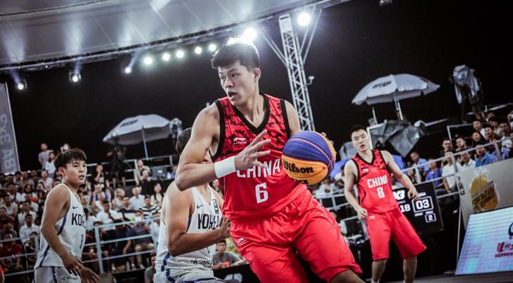 Shenzhen to host FIBA 3x3 Asia Cup 2018