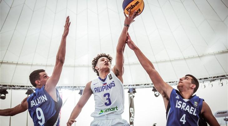 Gomez de Liano makes anticipated return to 3x3 in the Philippines