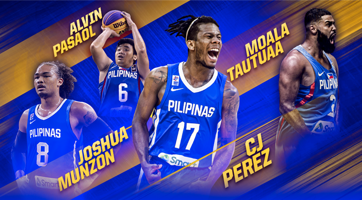 Philippines go all out with star-studded FIBA 3x3 Olympic Qualifying Tournament squad