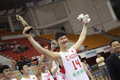 China #14 (CHN)