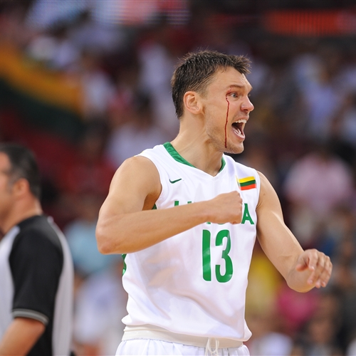Perseverance oozed out as Lithuania lost in the bronze medal game against Argentina