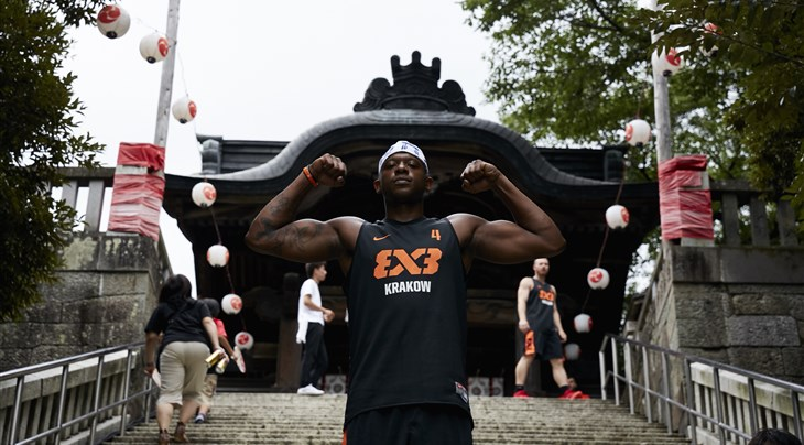 Utsunomiya to host pre-Olympic acclimatization camp for first-ever 3x3 basketball Olympians in 2020