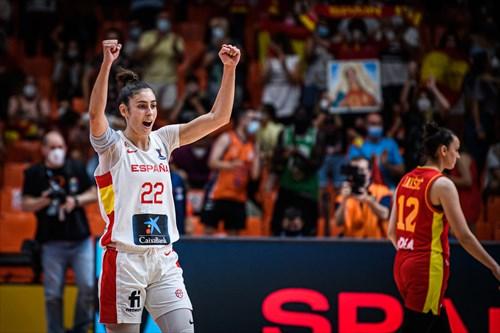 22 Maria Conde (ESP)