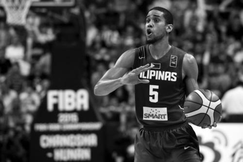 5 Gabriel  NORWOOD (Philippines)