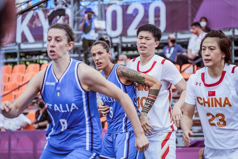 Tokyo 2020. Oggi le ragazze Italbasket del 3×3 contro Giappone (7.25) e USA (10.55)