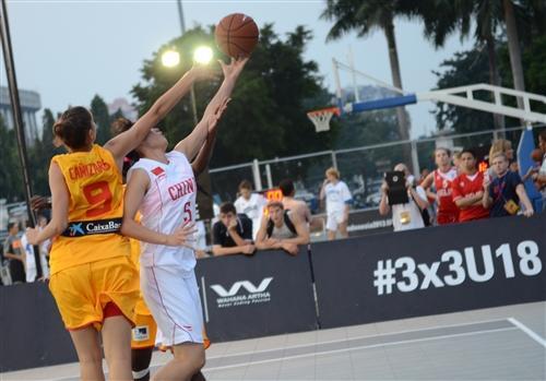 #9 Laura Quevedo Cañizares (Team Spain)