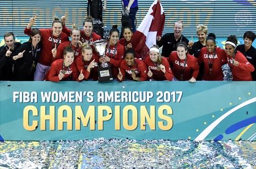 Canada Award, Champions