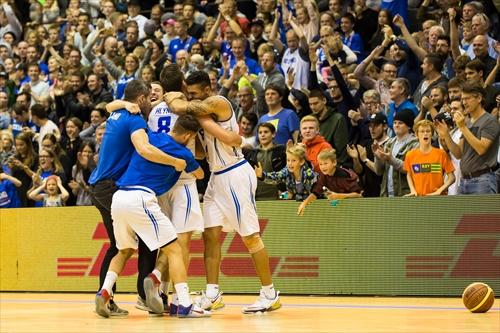 Iceland v Belgium (Photo: Tomasz Kolodziejski)