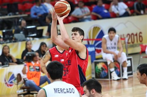 14 Nicolas Carvacho (CHI)