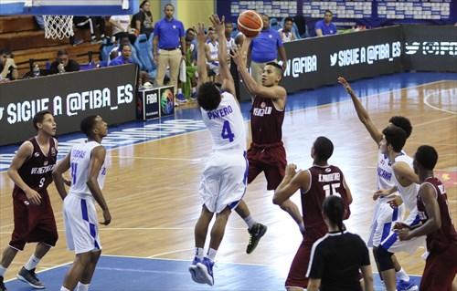 4 Victor Sanchez (VEN), 4 Malvin Payero (DOM)