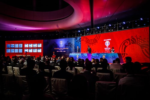 World Cup 2019 Qualifiers Draw