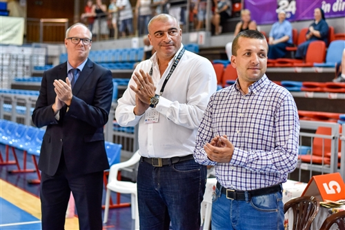 Opening Ceremony - FIBA U16 Women's European Championship Division B Oradea 2016